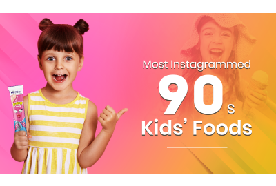 Revealed: Top 90s Kid's Snacks Rated By Instagram