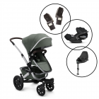 Joolz Geo2 Travel System with Cybex Cloud Z Car Seat & Base