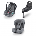 Recaro Avan and Kio i-Size Car Seat and Base Bundle