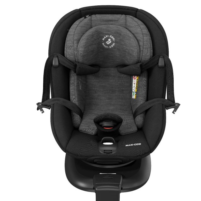 Maxi-Cosi Mica Car Seat - Authentic Black