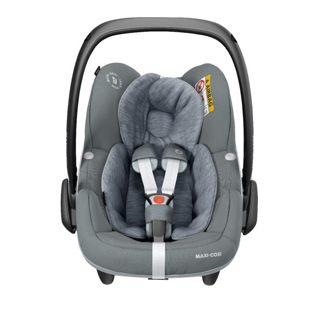 Maxi Cosi Pebble Pro iSize -  Essential Grey
