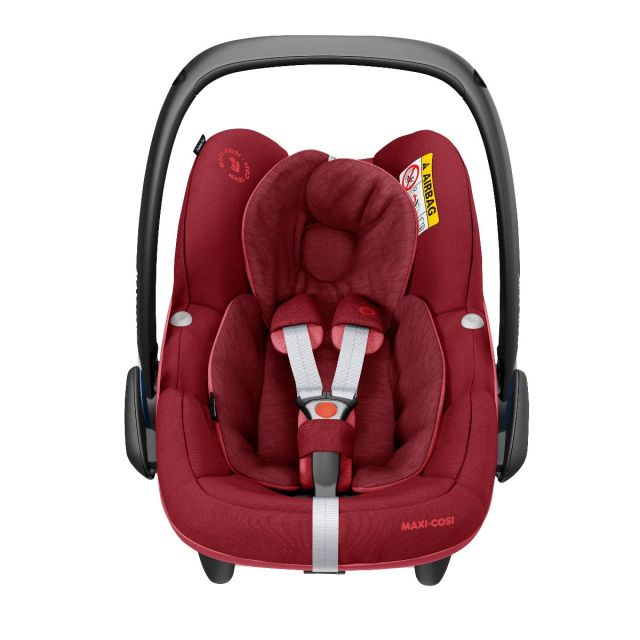 Maxi Cosi Pebble Pro iSize -  Essential Red