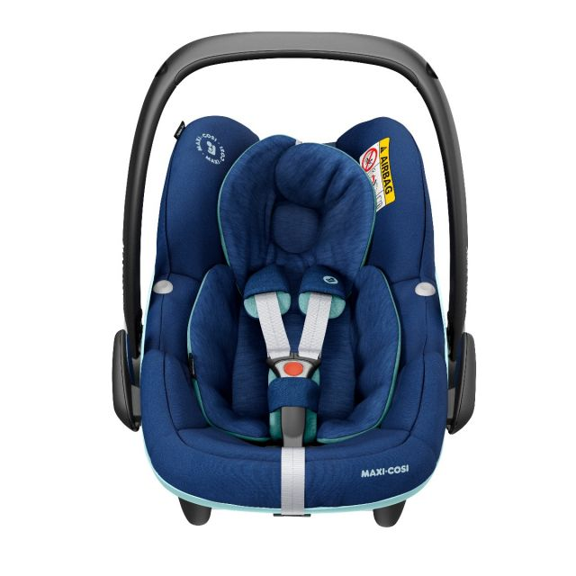 Maxi Cosi Pebble Pro iSize -  Essential Blue