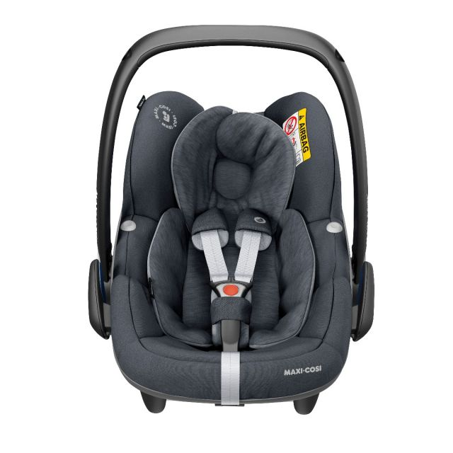 Maxi Cosi Pebble Pro iSize -  Essential Graphite