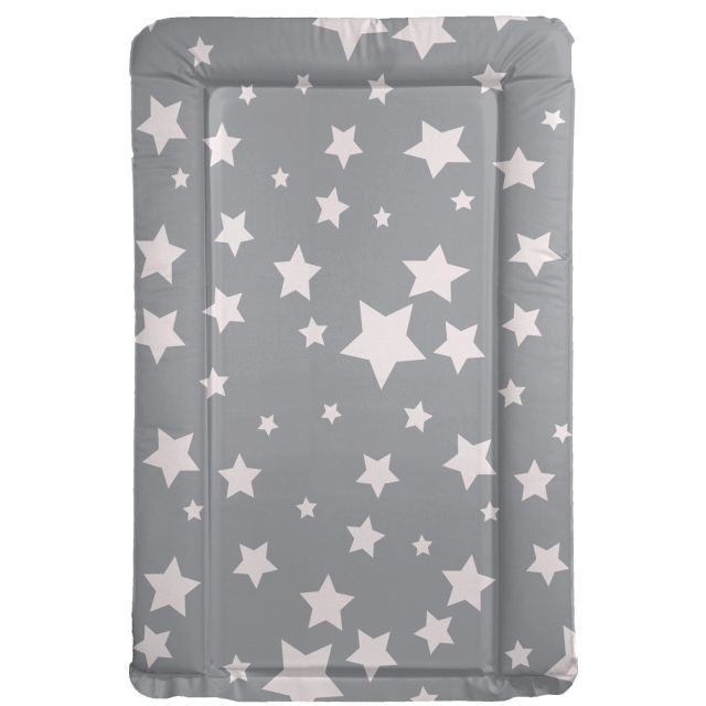 Bella Changing Mat White Stars