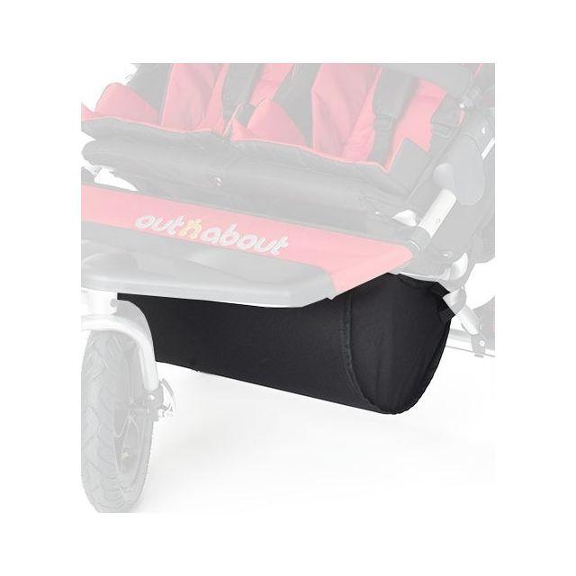 Nipper 360 V3 Double Basket - Black