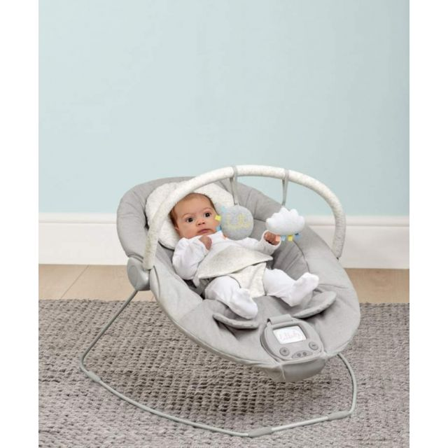Mamas & Papas Apollo Bouncing Cradle - Pebble Grey