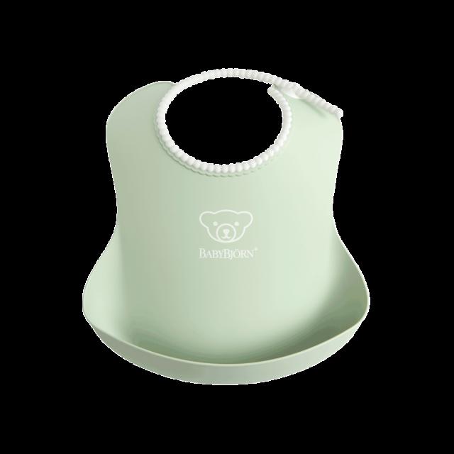 Babybjorn Soft Bib - Powder Green