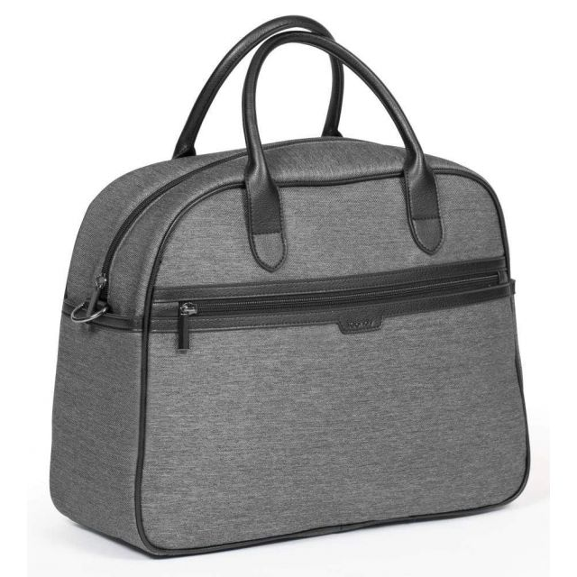 iCandy Peach Changing Bag Dark Grey Twill