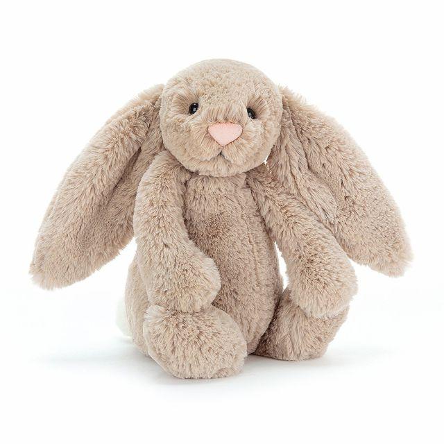 Jellycat Bashful Beige Bunny (Medium)
