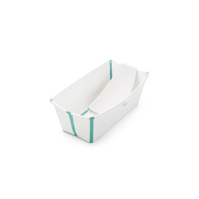 Stokke Flexi Bath Bundle - White Aqua