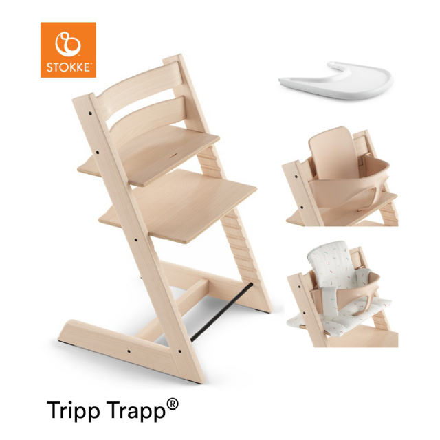 Stokke Tripp Trapp with Tray