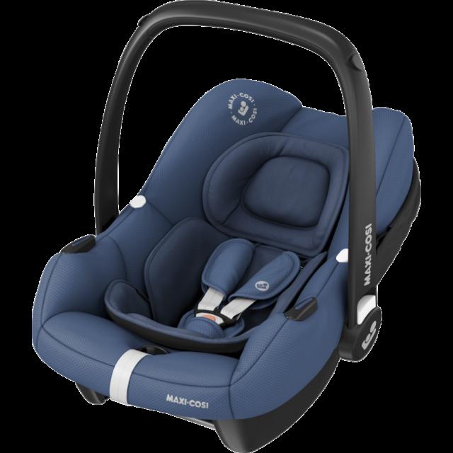 Maxi Cosi Tinca iSize Car Seat - Essential Blue