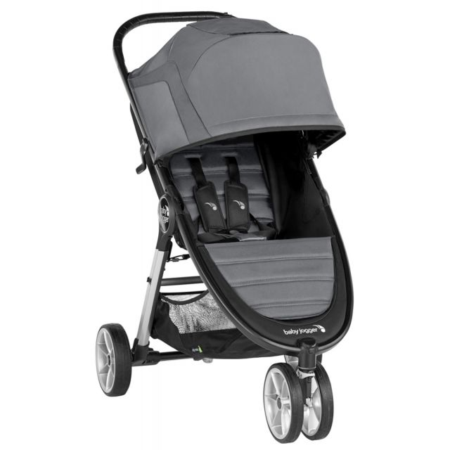 Baby Jogger City Mini 2 Single Stroller - Slate