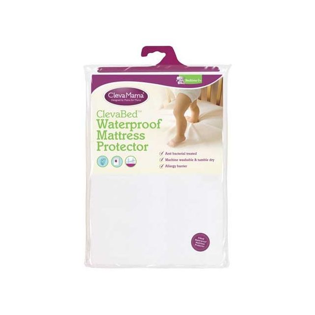 Clevamama ClevaBed Mattress Protector - Cot Bed