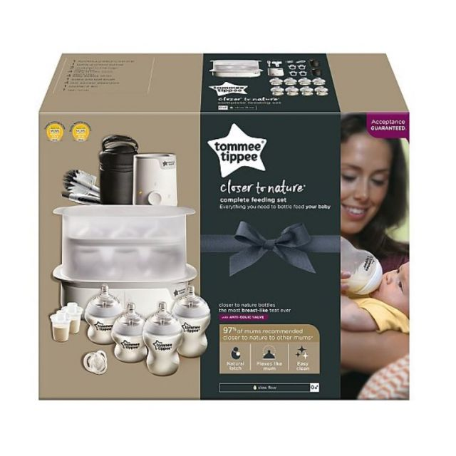 Tommee Tippee Complete Starter Set