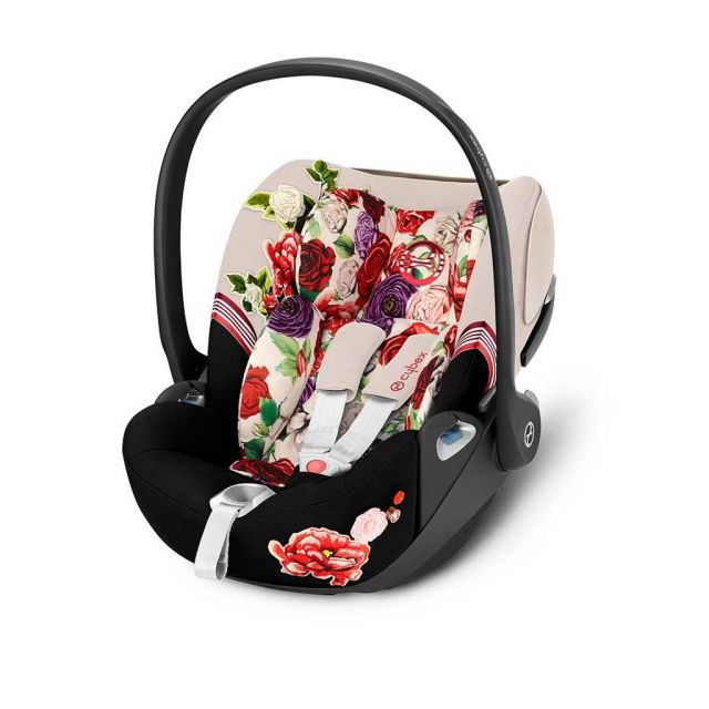 Cybex Cloud Z iSize Spring Blossom Light