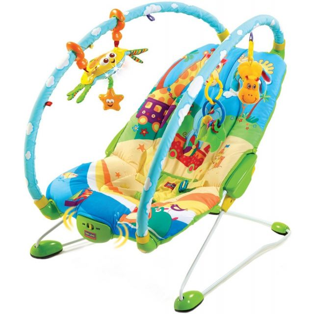 Tiny Love Gymini Bouncer Chair