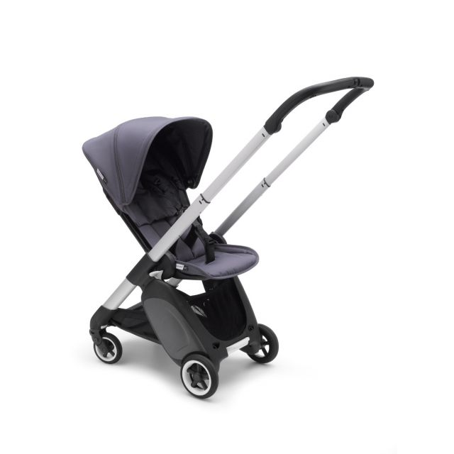 Bugaboo Ant Stroller - Aluminium + Steel Blue