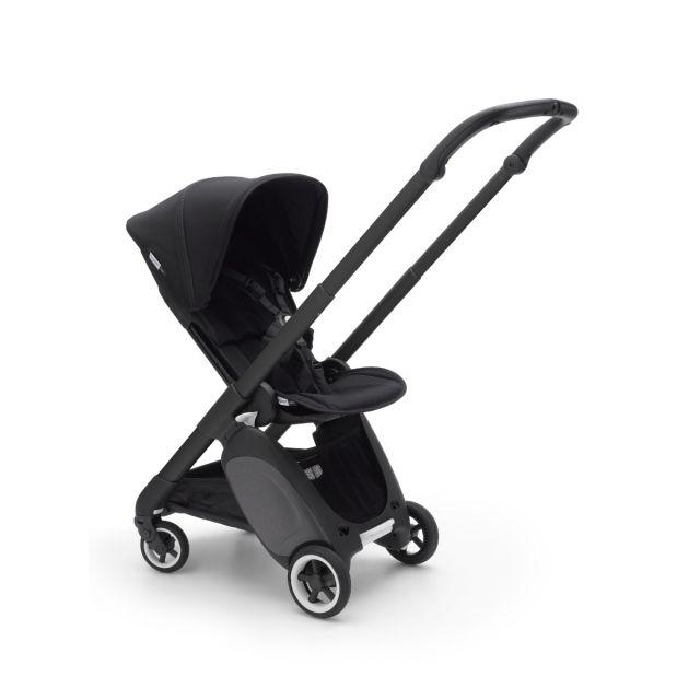 Bugaboo Ant Stroller - Black + Black