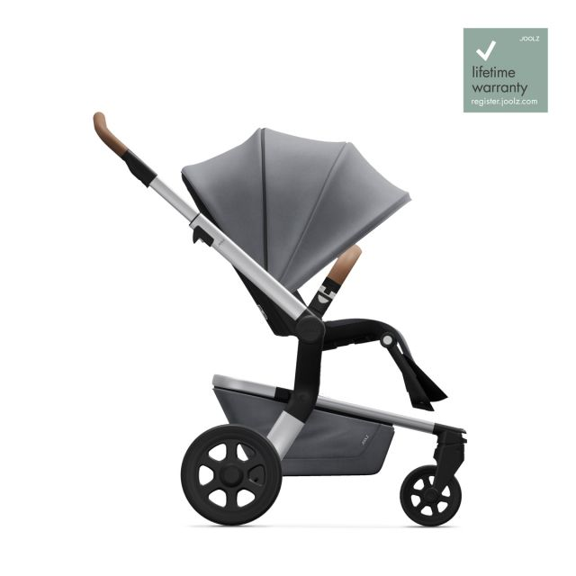 Joolz Hub Earth Pushchair - Gorgeous Grey
