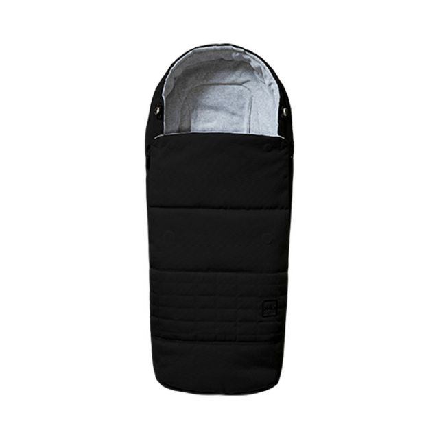 Joolz Uni2 Footmuff - Brilliant Black
