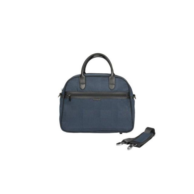 iCandy Peach Changing Bag Navy Check