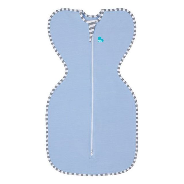 Love to Dream Swaddle UP 1tog Small - Blue