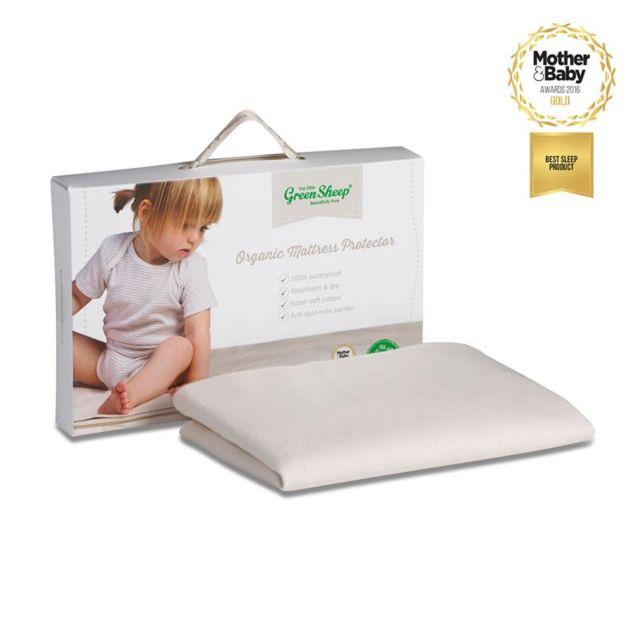 Organic Mattress Protector Large Crib To Fit Co Sleeper