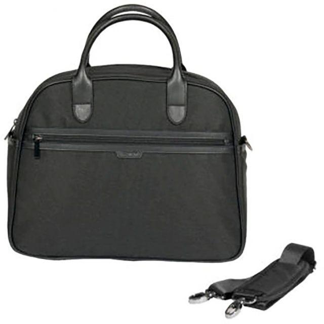 iCandy Peach Changing Bag Black Twill