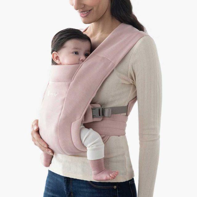 Ergobaby Embrace Newborn Carrier - Blush Pink