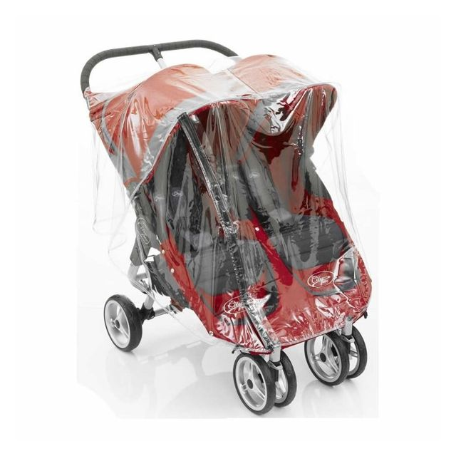 Babyjogger City Mini Double Raincover
