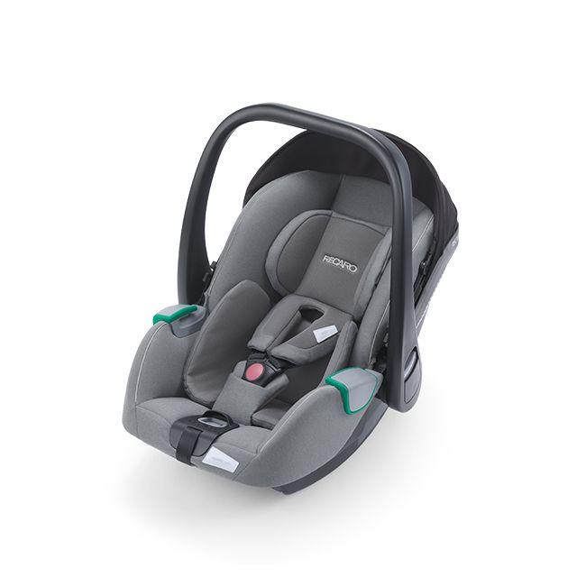 Recaro Avan i-Size Car Seat - Silent Grey