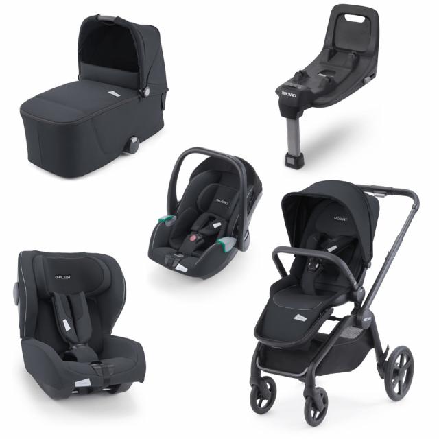 Recaro Celona Travel System with Recaro Avan & Kio Car Seat