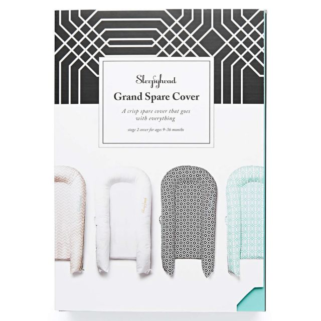 Sleepyhead Grand Cover White