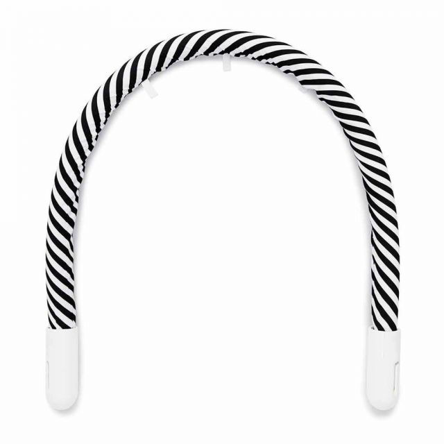 DockAtot Toy Arch Black White