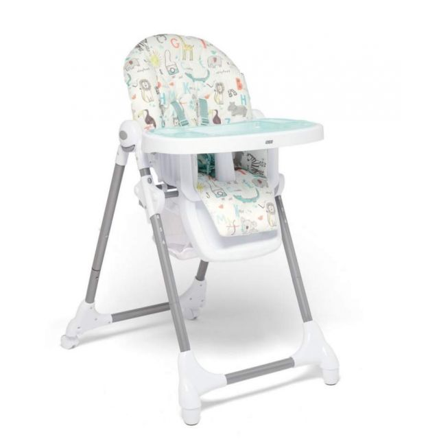 Snax Highchair with Removable Tray Insert - Safari