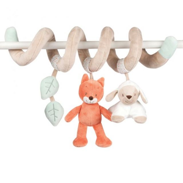 Nattou Toy Spiral - Fanny & Oscar