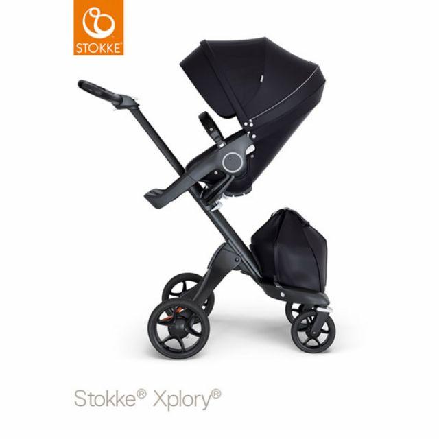 Stokke Xplory 6 - Black