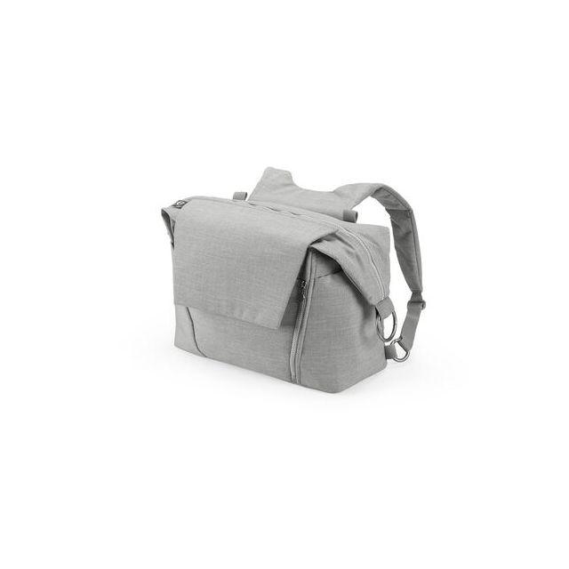 Stokke Changing Bag - Grey Melange