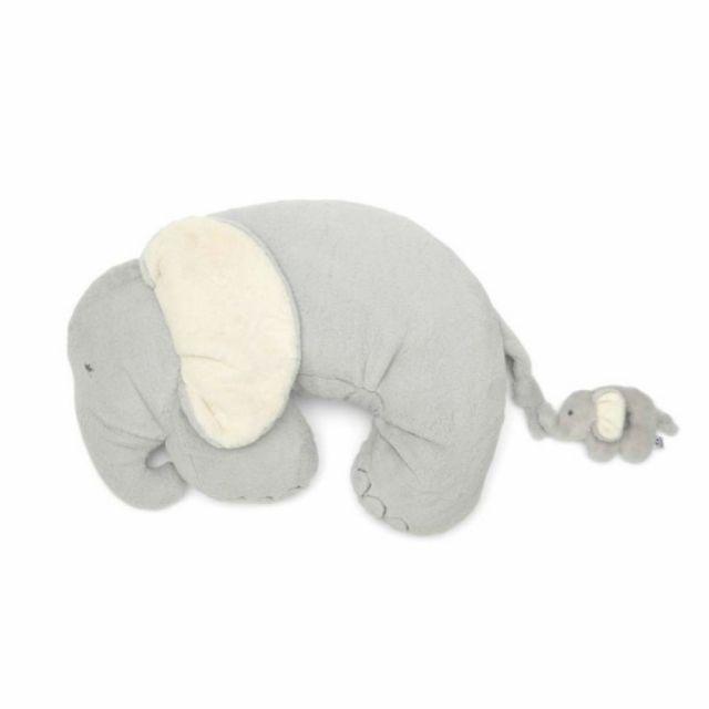 Mamas & Papas Elephant & Baby Tummy Time Snugglerug