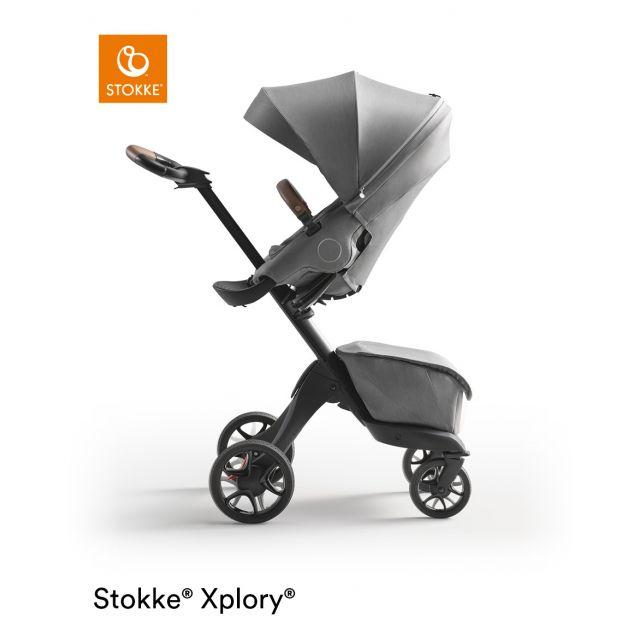 Xplory X Stroller Modern Grey