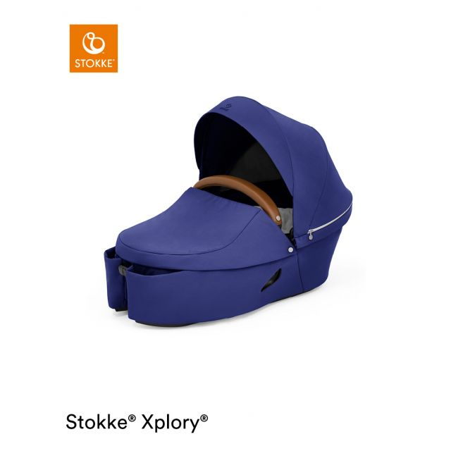 Xplory X Carrycot Royal Blue