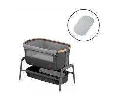 Maxi-Cosi Iora Co-Sleeper 2pc bundle including Iora Bedsheets