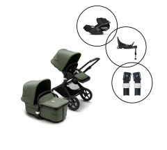 Bugaboo Fox3 Complete Travel System with Cybex Cloud Z & Base Z