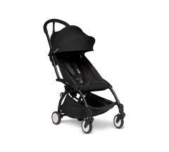 BABYZEN YOYO2 6mth+ Stroller - Black with Black