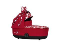 Cybex Mios Lux Carrycot - Petticoat  by Jeremy Scott