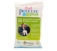 Potette Disposable Liners 30pk