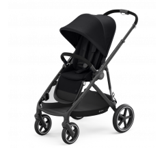 Cybex Gazelle Pushchair Deep Black on Black Frame