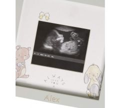 Mamas & Papas Always Love You Scan Frame - Grey